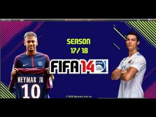 КАК ПРЕВРАТИТЬ FIFA 14 В FIFA 18!!!