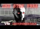 76 INSTRUMENTALS - BEAT TAPE - INSTRUMENTAL MIX - BOOM BAP-HIP HOP-GRIME-TRAP - BY JKD STAYFREE