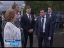 Дмитрий Миронов в Мышкинском районе оценил качество ремонта дорог и встретился