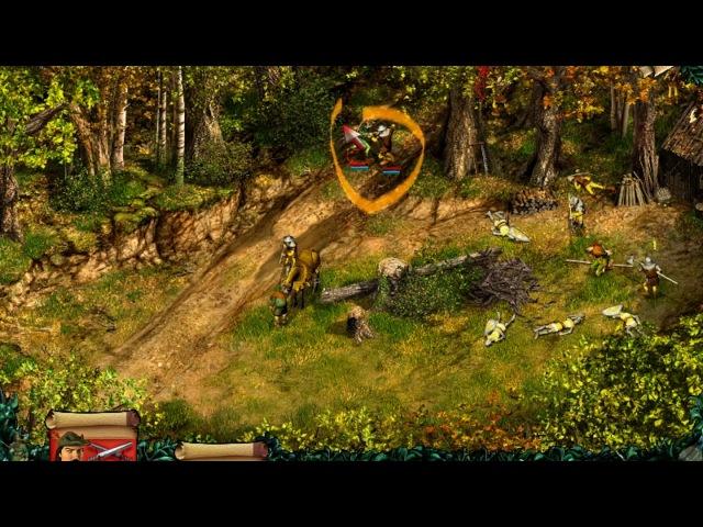 Робин Гуд. Легенда Шервуда - Robin Hood: The Legend of Sherwood - прохождение - миссия 6