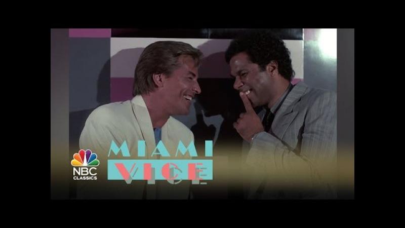Miami Vice - Fashion Kings   NBC Classics