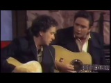 Bob Dylan & Johnny Cash - Girl from the North Country - Video Dailymotion