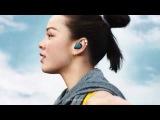 Samsung Gear IconX рекламный ролик
