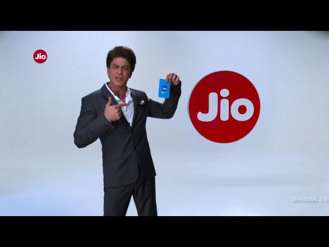 JIO Trial Offer Shah Rukh Khan Punit Malhotra A Dharma 2 0 Production