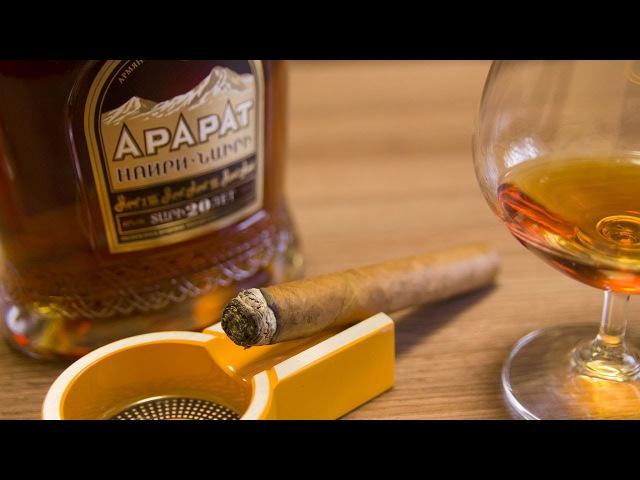 Как обрезать и раскурить сигару Шикарное видео. How to Cut a Cigar