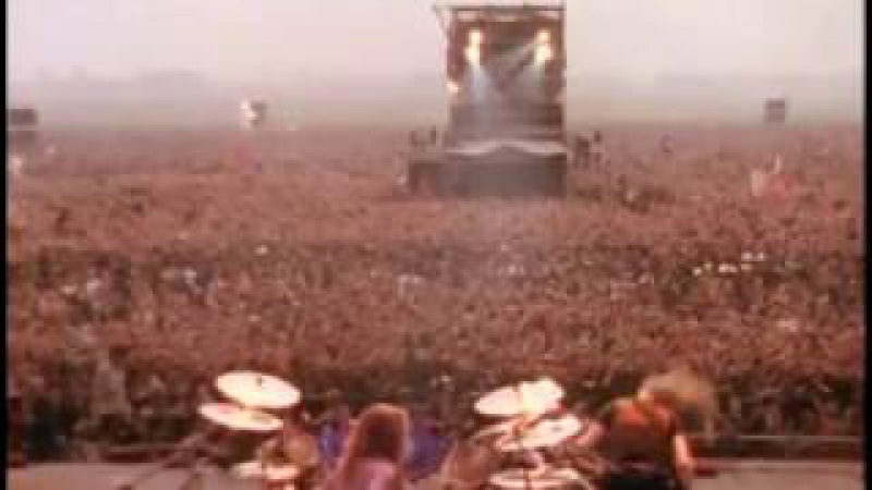Metallica - Monsters Of Rock, Moscow 1991