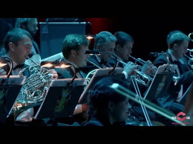 КИНО - Закрой за мной дверь, я ухожу (Юрий Каспарян и Президентский оркестр РБ)