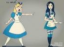 Алиса в стране чудес кошмаров Ego