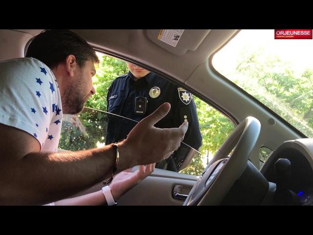 Идиоты на службе в полиции