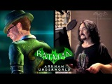 Batman Arkham Underworld - The Voice of Riddler