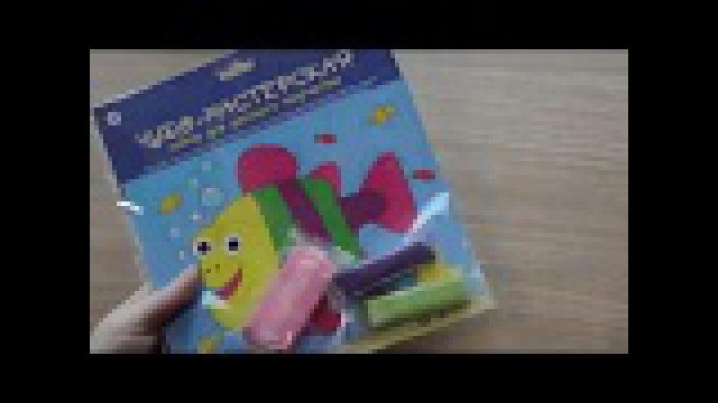 Видео- инструкция. Чудо-мастерская. Аппликация из пластилиновых шариков