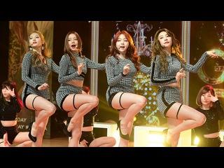 Girl's Day(걸스데이) 'I'll be yours' Showcase Stage (SOJIN, YURA, MINAH, HYERI, 소진, 유라, 민아, 혜리)