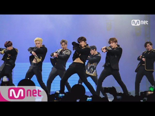 [KCON Mexico] MONSTA X-INTROFighter 170330 EP.517ㅣ KCON 2017 Mexico×M COUNTDOWN M COUNTDOWN 170330