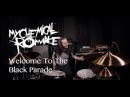 My Chemical Romance - Welcome to the Black Parade (drum cover by Vicky Fates)