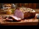 Côte couverte de veau entière cuite à basse température
