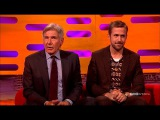 Harrison Ford Has Trouble Remembering Ryan Gosling's Name - The Graham Norton Show