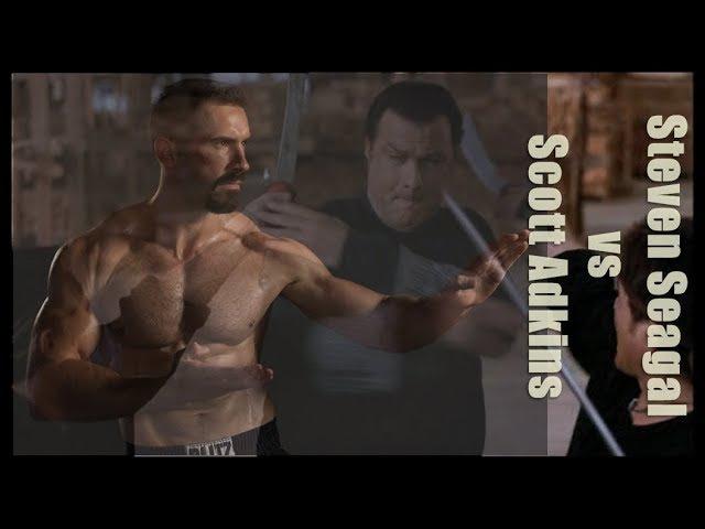 Стивен Сигал против Скотт Адкинса | Айкидо и ММА - Обучение боевым искусствам » Freewka.com - Смотреть онлайн в хорощем качестве