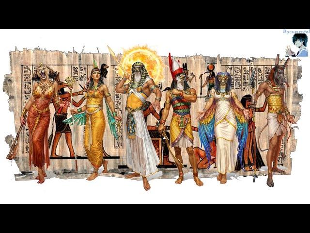 Древнеегипетская Книга мёртвых (Часть 2 из 4) (720p)
