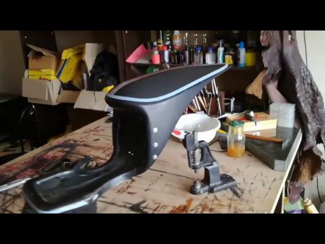 Новый гиперинтересный проект) Седенье и ручки на самый быстрый в мире иж49.
