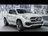2016 Mercedes X-CLASS Stylish Explorer Concept - Magnificent!!