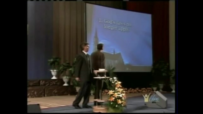07. Марк Финли. В будущее с надеждой. Истинная причина растущей преступности