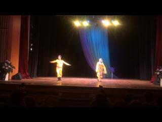 Ракси Точики , Таджикский танец в город Дубна