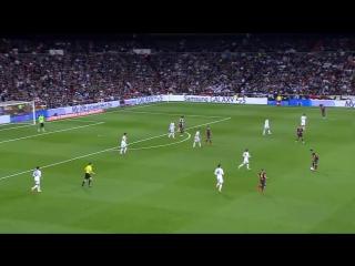 Реал 3:4 Барселона / Обзор матча