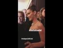 Белла Хадид на презентации коллекции «Bvlgari» и Николаса Кирквуда | 20.09.17