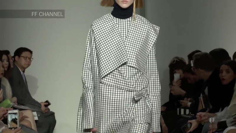 Gabriele Colangelo Fall Winter 2017 2018 Full Fashion Show