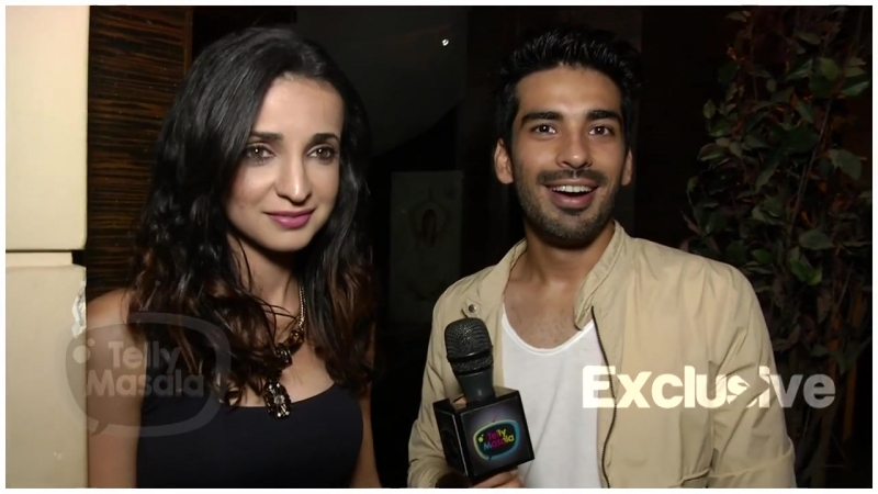 Sanaya Irani And Mohit Sehgal PDA At Sarguns Birthday Bash _ EXCLUSIVE Intervie