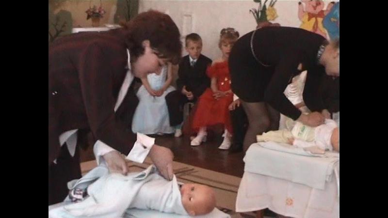 Випуск в дитсадочку 2006 м.Гайсин