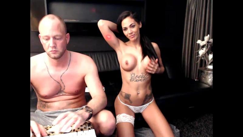siliconegirl (hot pretty brunette big tits web home couple amateur sex cam chaturbate bongacams 18+ секс