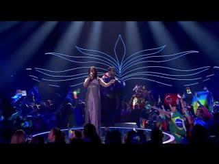 Man shows ass fail  eurovision 2017 final   jamala   i believe in u