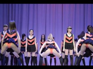 Divos Studio | эротический танец школьниц