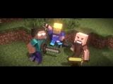 голодные игры майнкрафт анимация