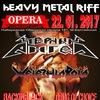 """ЖЕЛЕЗНАЯ ВОЛЯ (heavy metal) - 22.01 клуб """"Опера"""""""