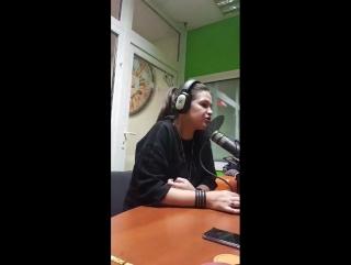 Виктория Райдос в гостях шоу