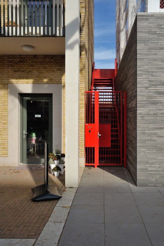 Design Initiative Aims to Improve Dutch Red-Light District's Image