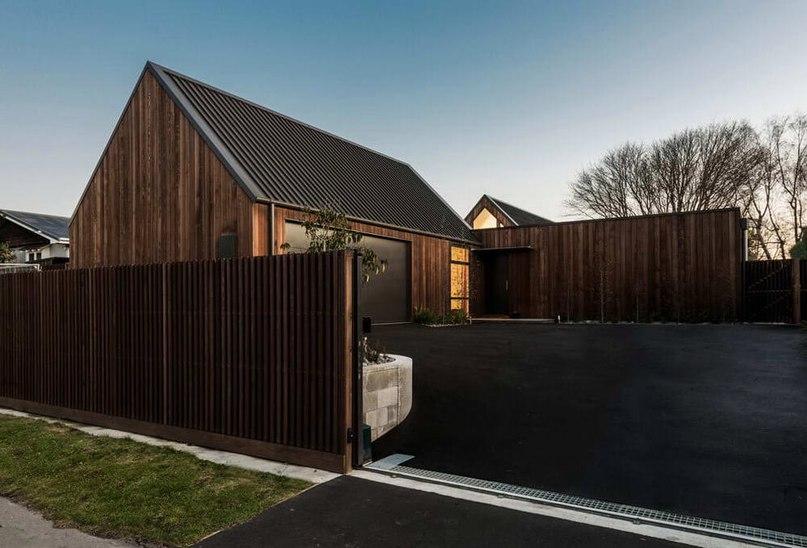 Элегантный особняк (Elegant Retreat) в Новой Зеландии.