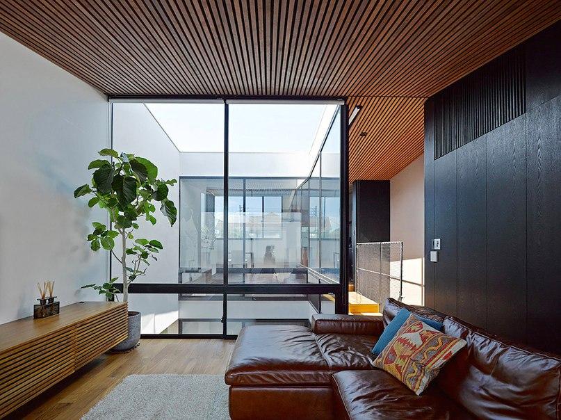 Частный дом Wave, спроектированный студией APOLLO Architects