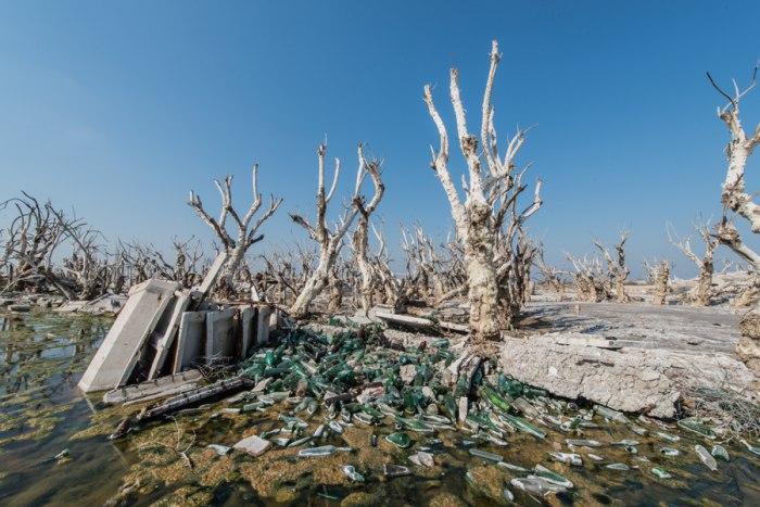 В Аргентине обнаружен город-призрак, который целых 25 лет находился под водой