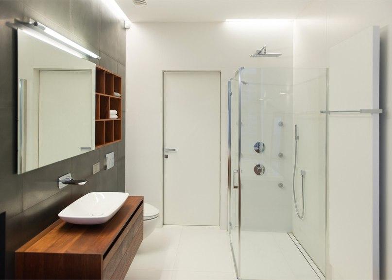Дизайнер Денис Мосейко оформил интерьер квартиры площадью 150 кв.