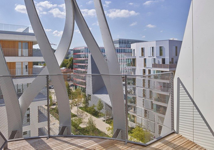 Площадь бывшего завода автоконцерна Renault считается одной из наиболее застраиваемых территорий Парижа.