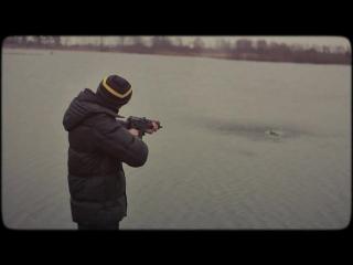 Человек и оружие сайга-410К (Slow motion)[hd720].mp4