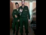 зайчик в армии