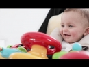 Игрушка «Руль управления для малыша», красный. ELC 130648