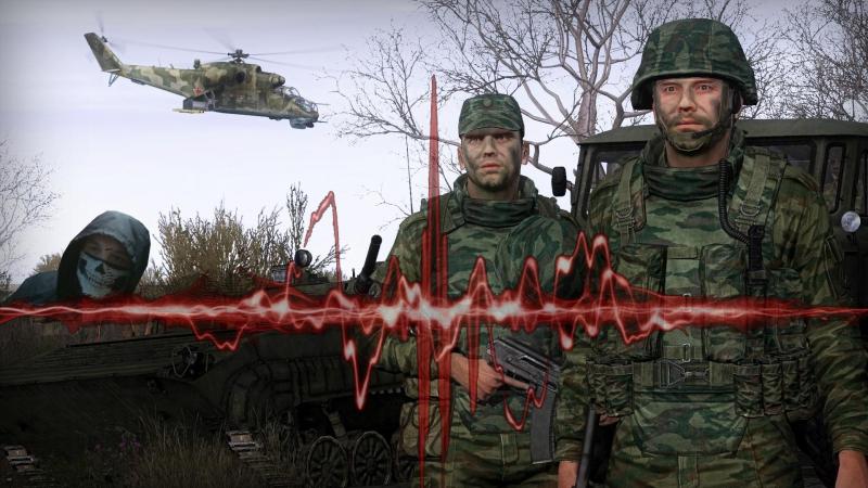 📢Arma 3 RHS. Хорошо про войну слышать, да не дай Бог её видеть.5 UralServer66.ru