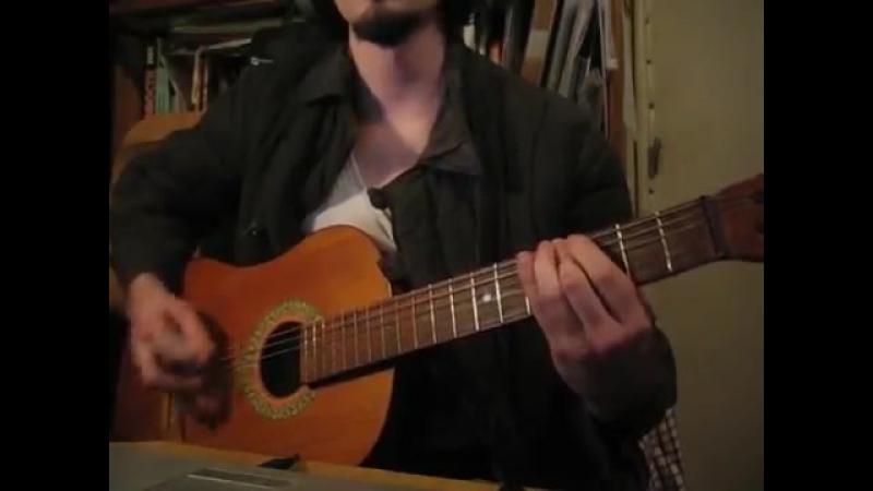 Cradle of Filth - Her Ghost in the Fog - Full acoustic coverYari117413