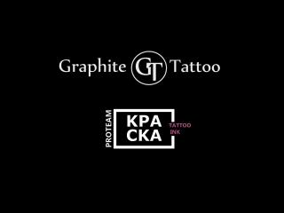 Graphite tattoo
