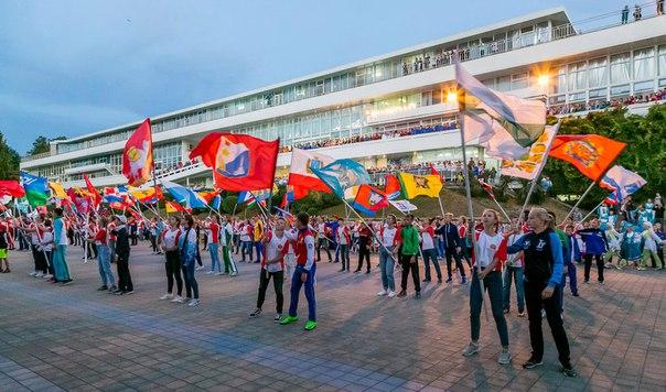 Президентские спортивные игры 2017